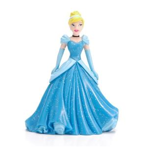 Plastik Disney Princess Figurine Disney Toy Figure