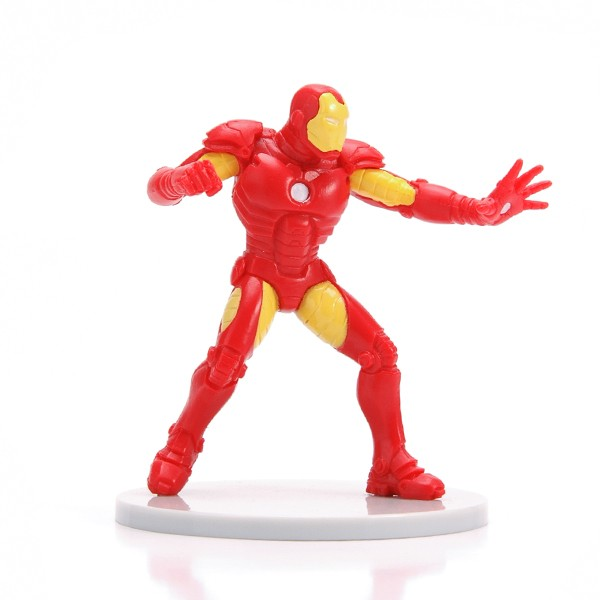 Custom Plastic DC Figure Avengers Iron Man Action Figure