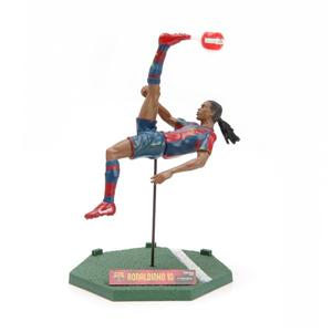 Hot-selling Plastic Football Sports Player Action Figure
