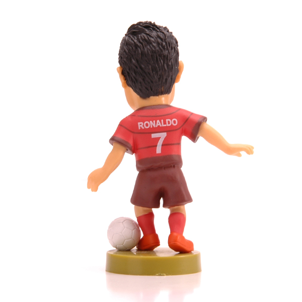 Messi football action figure