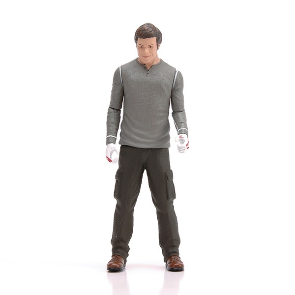 Personnage de film Ironman Action Figure en plastique 3d Figure humaine