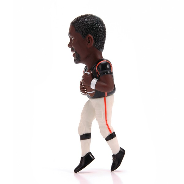 Plastic 3D Rugby Toys American Football Custom Action Figure