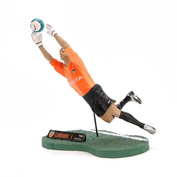 Figurines de football miniatures en plastique OEM
