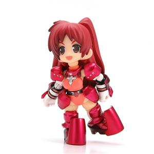 Custom Plastic Cute Japanese Anime Girl Action Figure