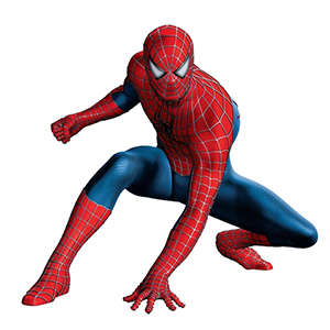 Figura di film di plastica Spiderman Marvel Figure Toys