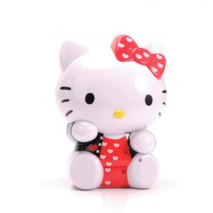 Plastik Hello Kitty Kartun Coin Money Box Bank