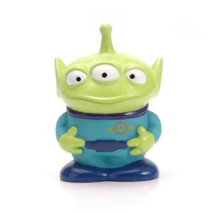 Plastic Frog Cartoon Coin Bank Money Box