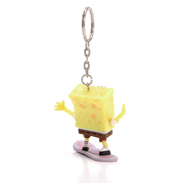 Hot Sell Plastic Promotional Sponge Bob Keychain Manufacturers, Hot Sell Plastic Promotional Sponge Bob Keychain Factory, Supply Hot Sell Plastic Promotional Sponge Bob Keychain