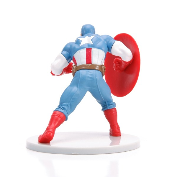 Plastic Promotional Eco-friendly Marvel Figure PVC Figurine For Collection