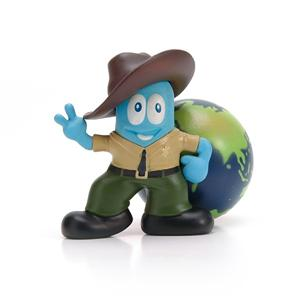 Hot-selling Famous Cartoon Figure Pvc Action Figure For Decoration