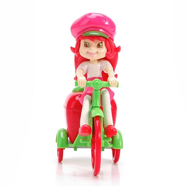 PVC girl figurine