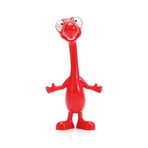 OEM Cheap Cute Cartoon Animal Plastic Mini Figurine Toy