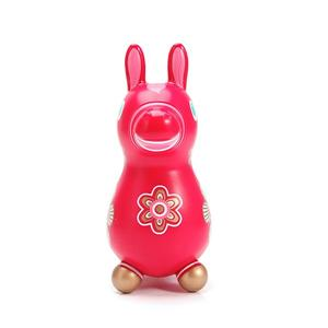 Plastic Horse Coin Bank Money Box