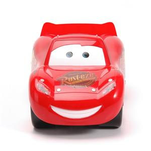 Disney Pixar Plastic Car Shape Banco de monedas