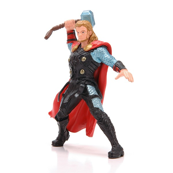 Hot Japanese Cartoon Healthy Pvc Muscle Action Figure
