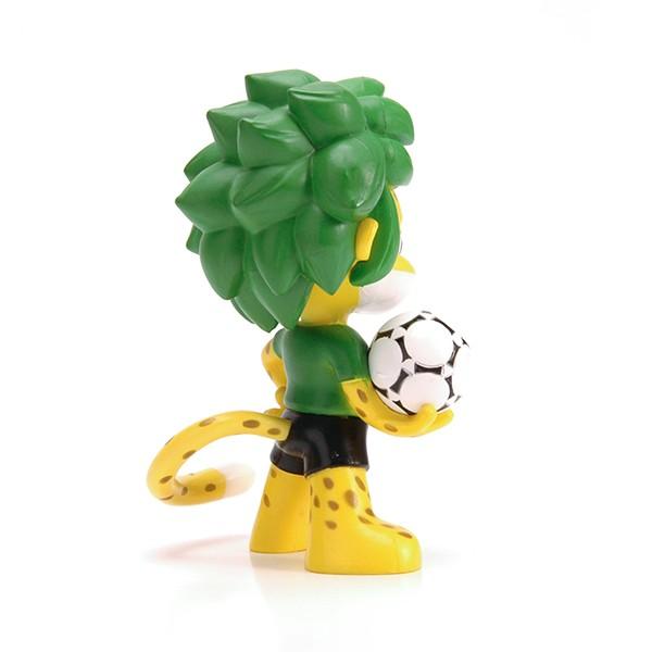 Make Your Own PVC Cute Cartoon Lion Model Action Figure For Kids