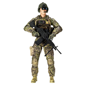 2019 Hot Selling PVC Solider Fighting Set Solider Action Figure
