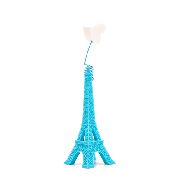 Borong Mini Eiffel Tower Model Plastic Eiffel Tower ABS Toy