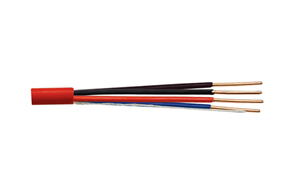 Unshielded solid copper cable-FIRE ALARM CABLE
