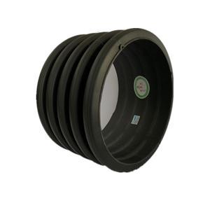 Tubo corrugado de parede simples HDPE