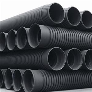 Tubo de parede dupla HDPE