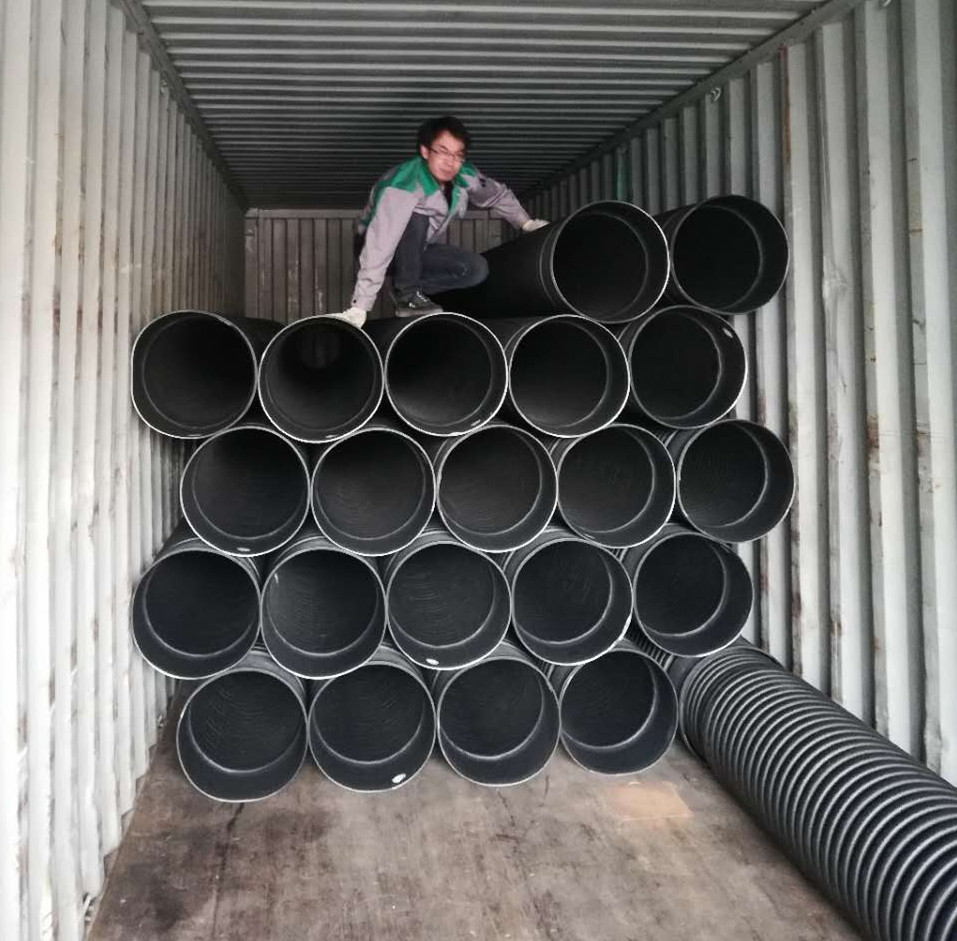 PE Storm pipe