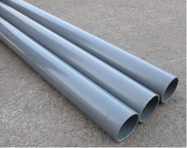 dringing upvc pipe
