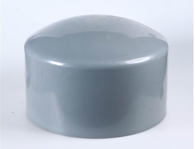 upvc end cap