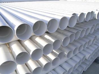 pvc sewerage pipe