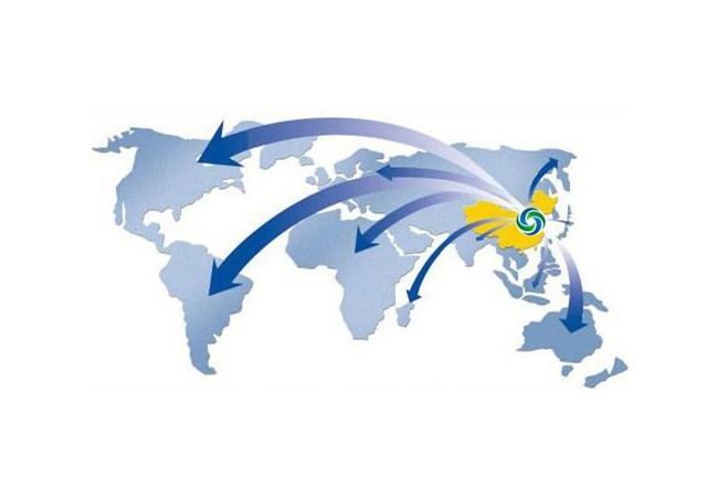Mạng lưới bán hàng toàn cầu