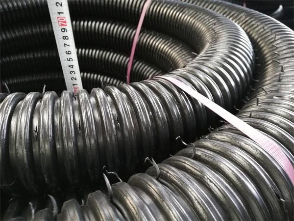 Tubo Perfurado Espiral Hdpe Tubo Corrugado Hdpe
