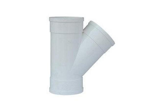Acessórios para tubos UPVC Y Tee UPVC