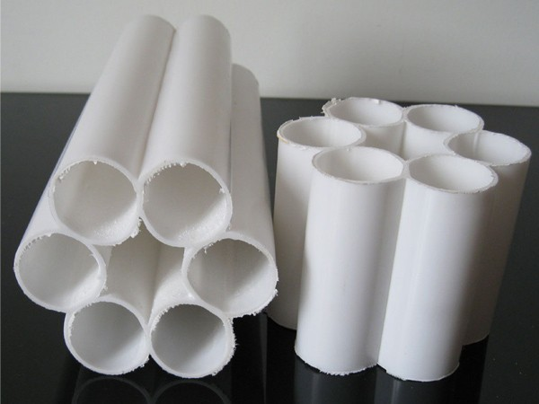 PE Electrical Cable Pipe Plum Blossom Pipe