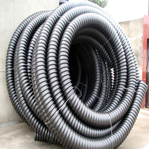 HDPE Electrical Cable Corrugated Pipe