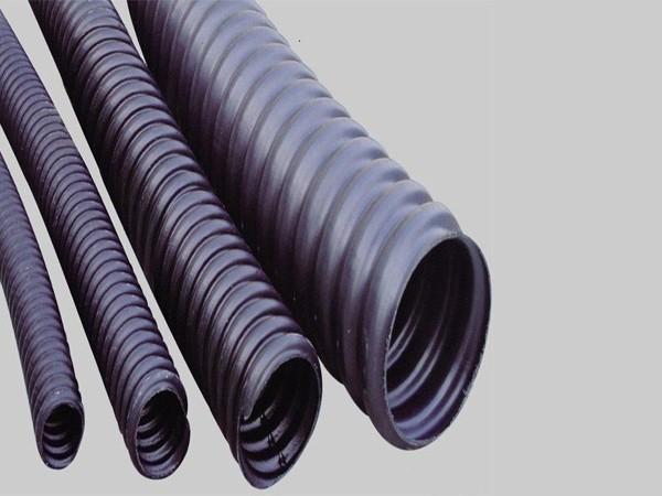 Tubi per rivestimento a parete singolare in HDPE