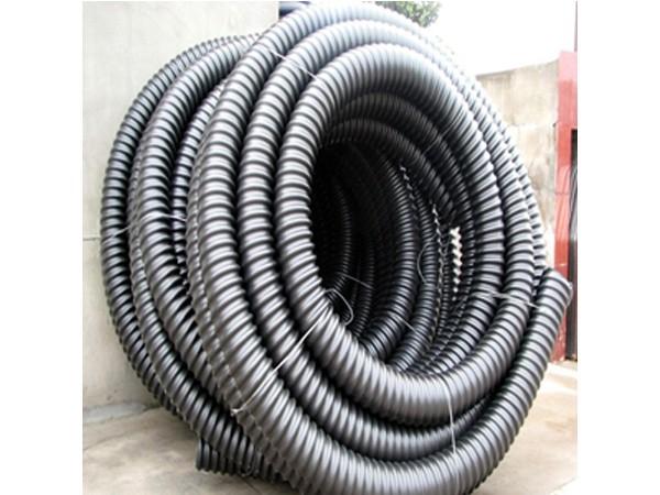 Tubo corrugato con cavo in HDPE