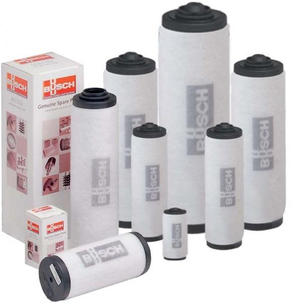 busch vacuum filters