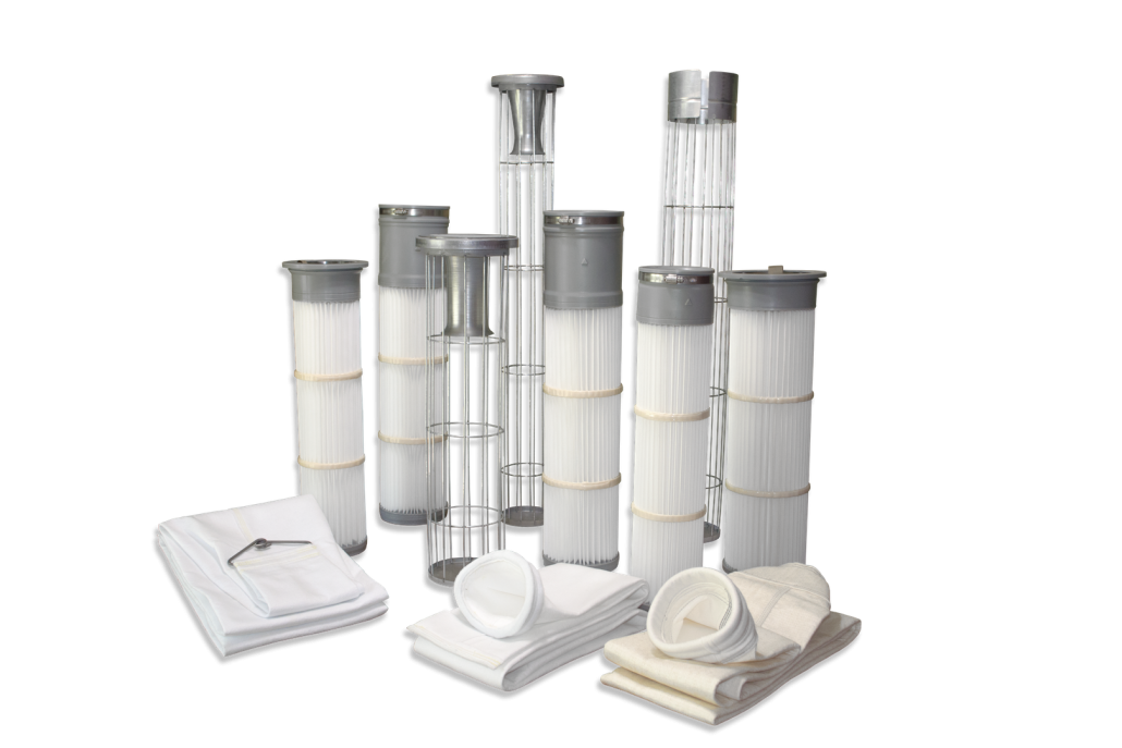 dust collector cartridge filters