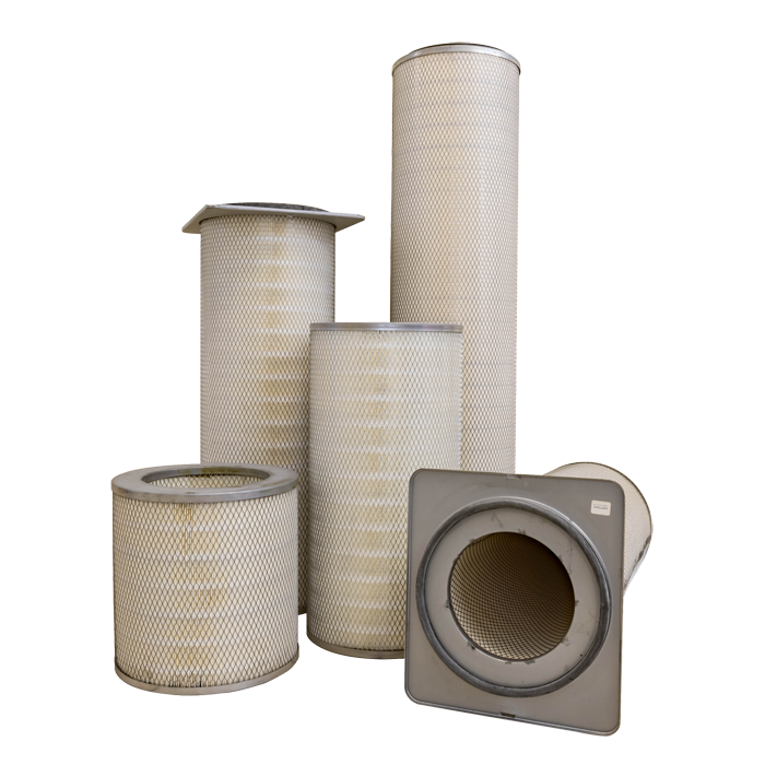 dust extraction filters