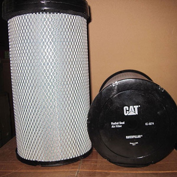 CAT Air Filters Element Replacement
