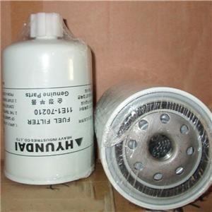 Hyundai Excavator Fuel Filters