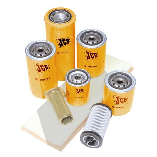 Înlocuirea filtrelor de combustibil pentru JCB
