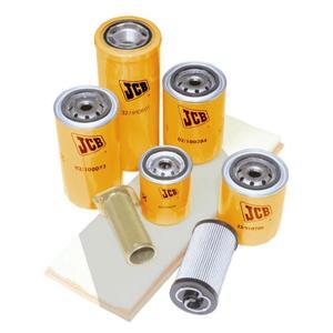Заміна паливних фільтрів для JCB