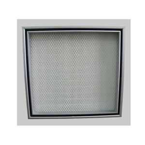Dust Control Air Filters for HVAC Dust System