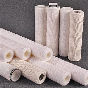 PP Wound Cartridge Filters