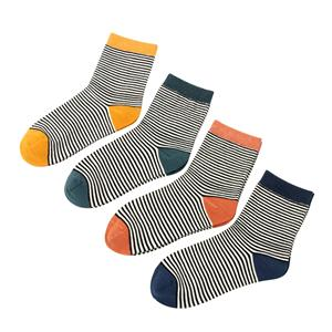 Women Striped Socks