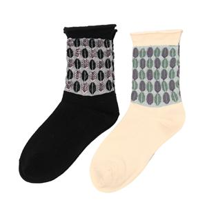 Women Jacquard Socks