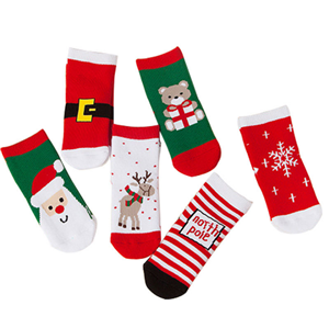 Children Holiday Socks