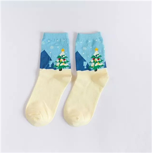 Happy Holiday Socks Women