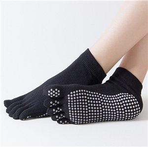 Fashion Women Five Toes Socks